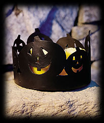 Spooky Spells Candle Holder Boyds Bear