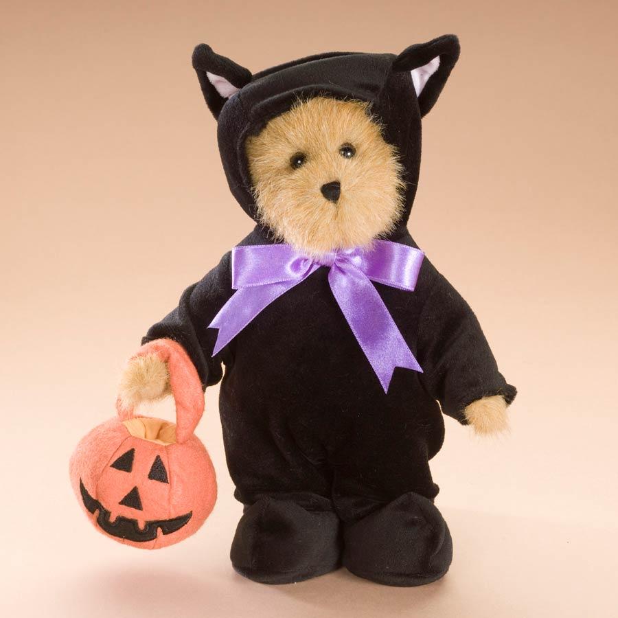 Spooky Boyds Bear