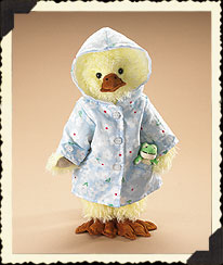 Sprinkles Quackenwaddle With Ribbit Boyds Bear