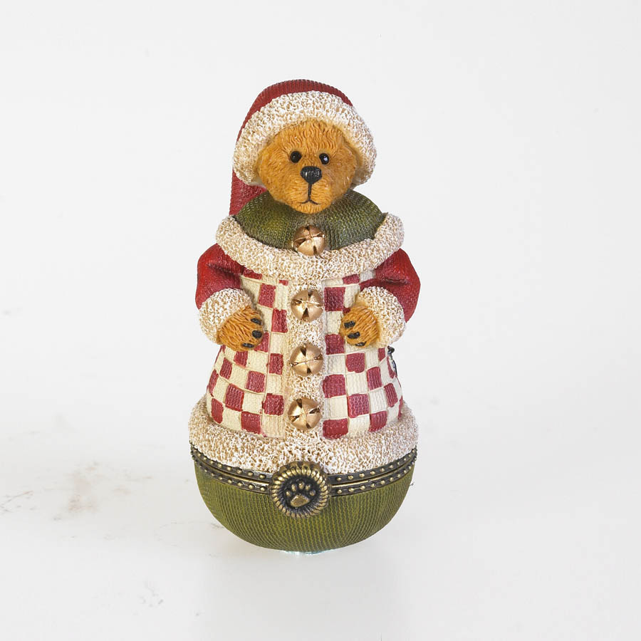 St. Nichol Kringle-klaus Boyds Bear