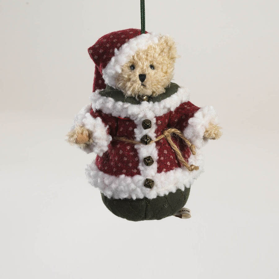 St Nichol Kringle-klaus Boyds Bear