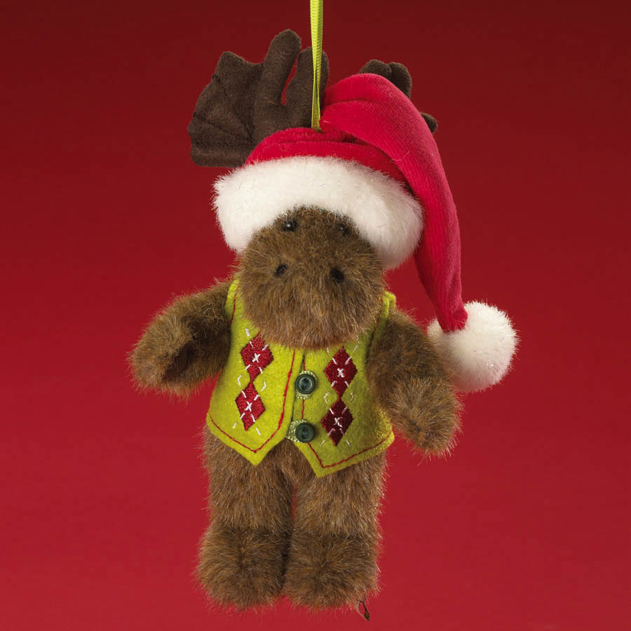 St. Nickelmoose Boyds Bear