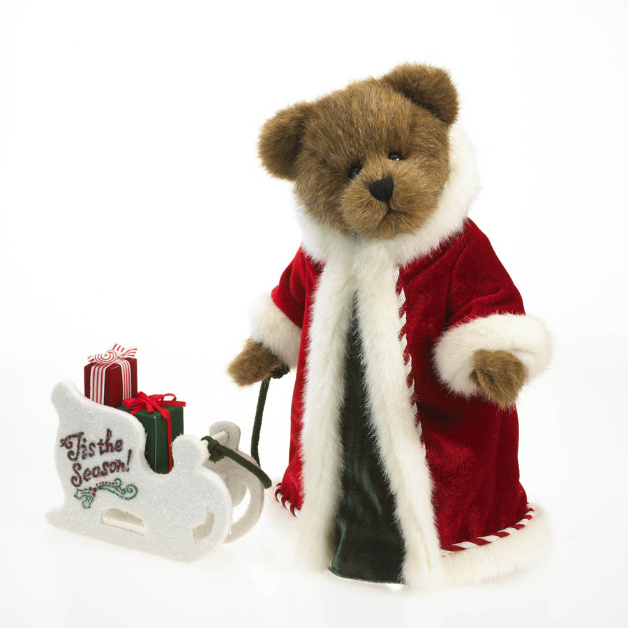 St. Peppernick Boyds Bear