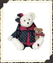 Starr B. Bearyproud With Sparkle Boyds Bear