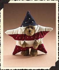 Starr Spangler Boyds Bear