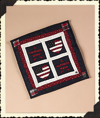 Stars And Stripes Forever Quilt Boyds Bear