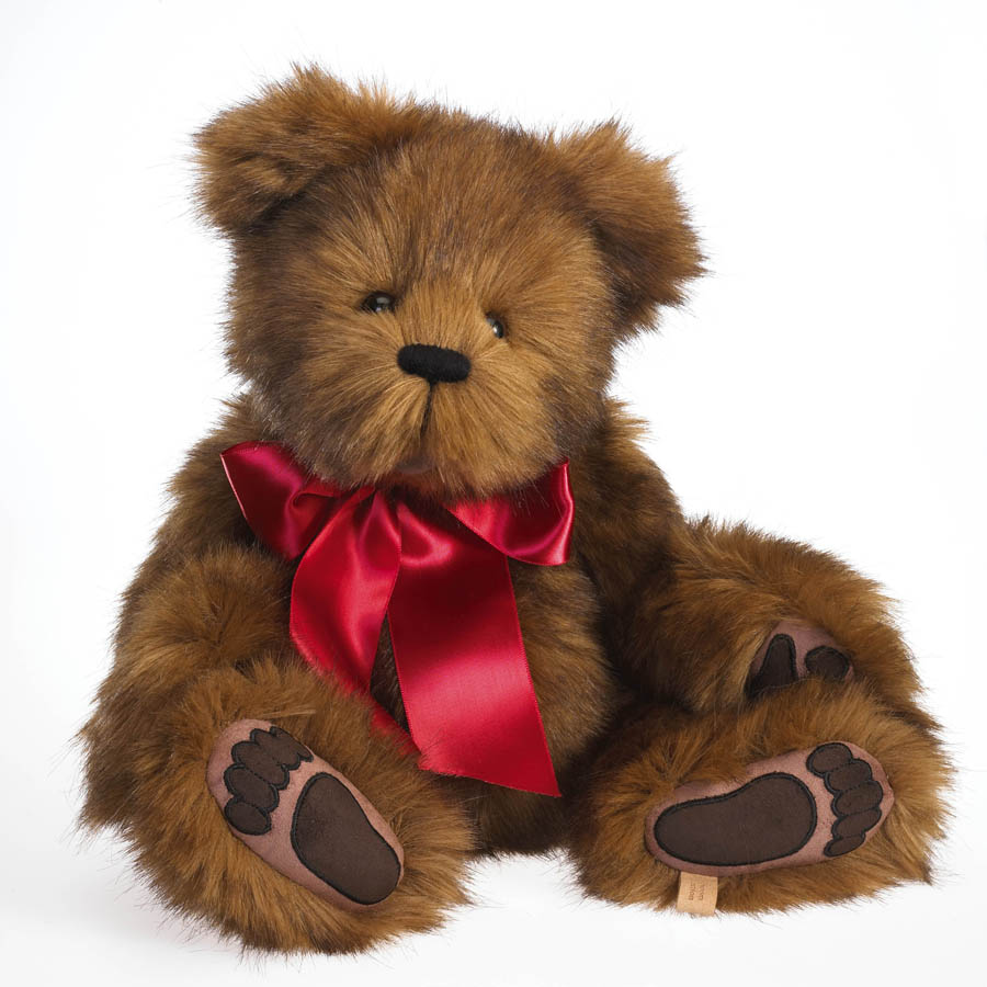Stevie D. Bearloom Boyds Bear