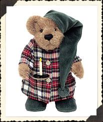 Stuart Mcsnoozle Boyds Bear