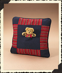 Sturbridge Pillow Boyds Bear
