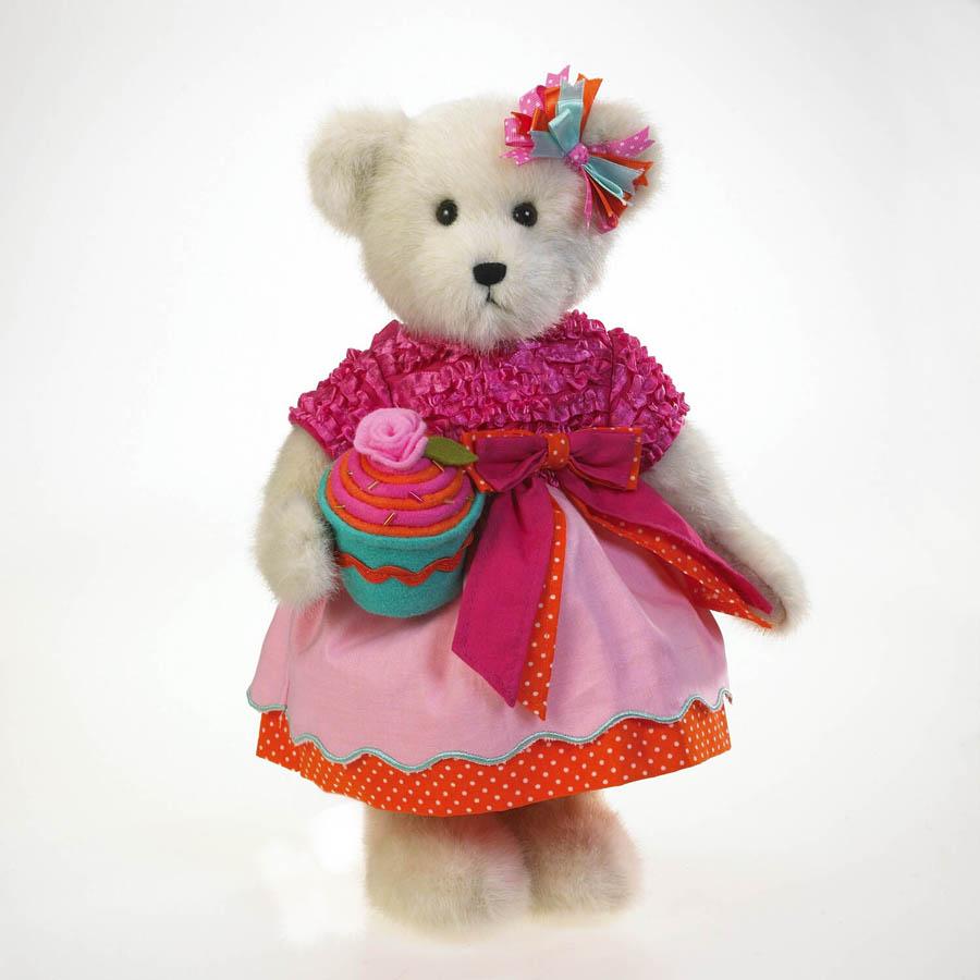 Sugar Q. Frostin' Fluff Boyds Bear