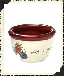 Sugar's Bowl Of Bearies Boyds Bear
