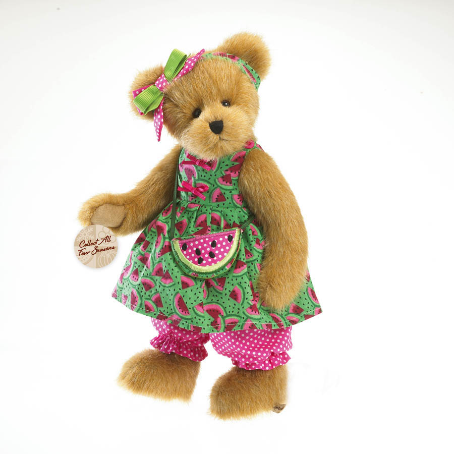 Summer  P. Sweetkins Boyds Bear