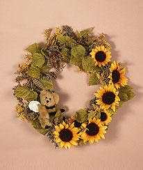 Sunny's Wreath Boyds Bear