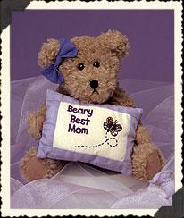 Susie B. Bearlove Boyds Bear