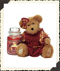 Suzie B. Spicebeary Boyds Bear
