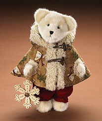 Suzie Q. Snowflake Boyds Bear
