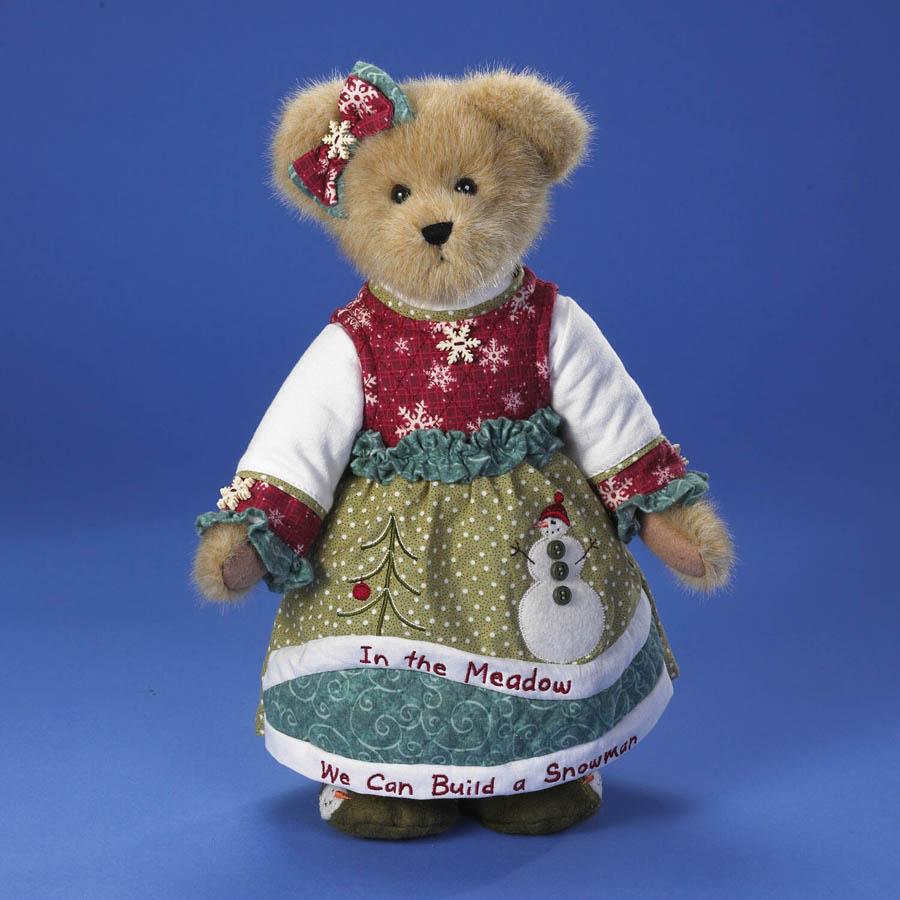 Suzie Snowbert Boyds Bear