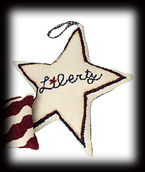 Sweet Betsy Star-shaped Pillow Boyds Bear