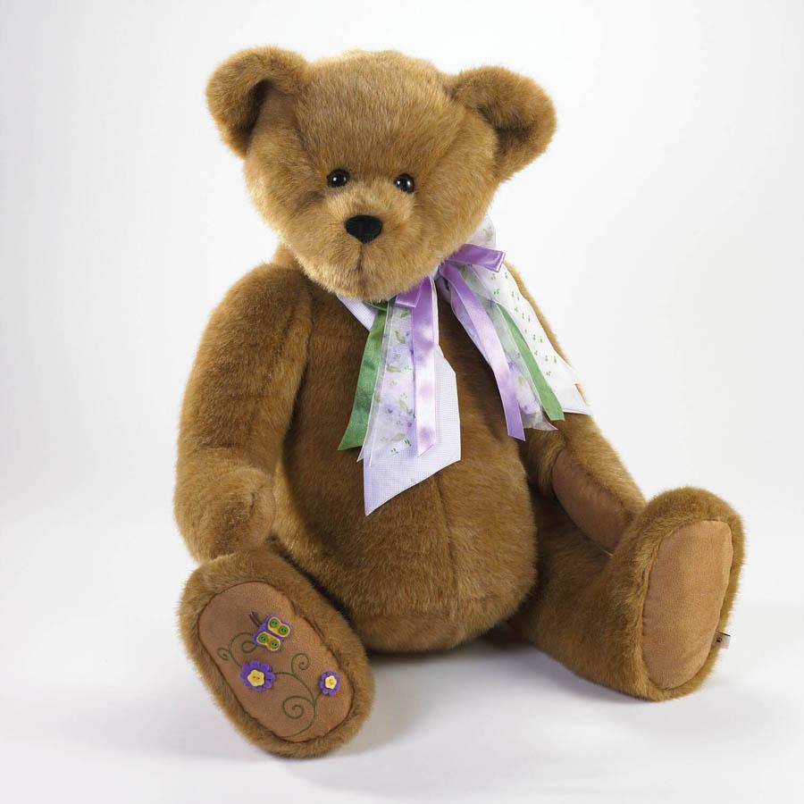 Sweet Pea Bloomin' Beary Boyds Bear
