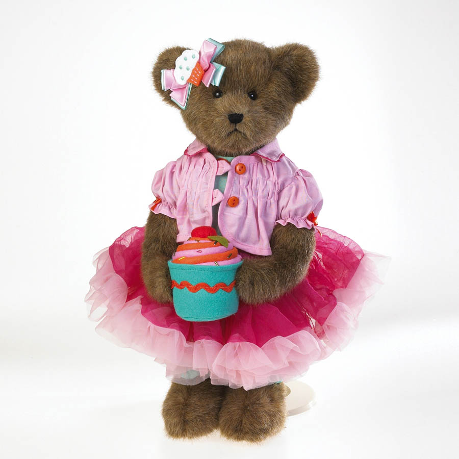 Sweetie P. Frostin' Fluff Boyds Bear
