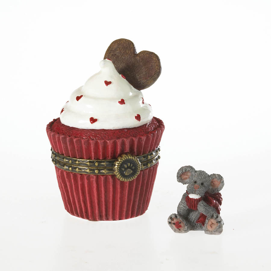 Sweety's Cupcake With Sugar Mcnibble Boyds Bear