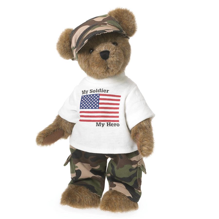 Teddy Patriot Boyds Bear