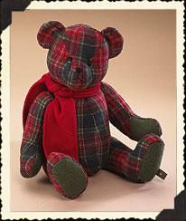 Teddy Woolsey Boyds Bear
