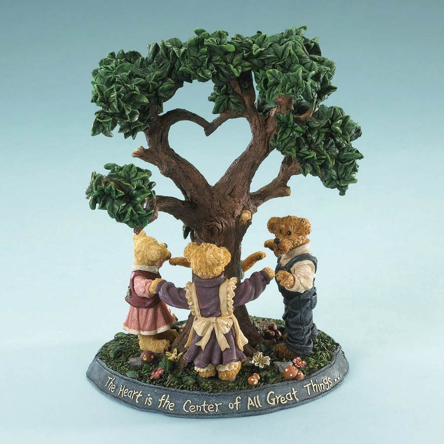 The Heartlee's... The Heart Of All Great Things Boyds Bear