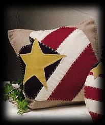 The Liberty Pillow Boyds Bear