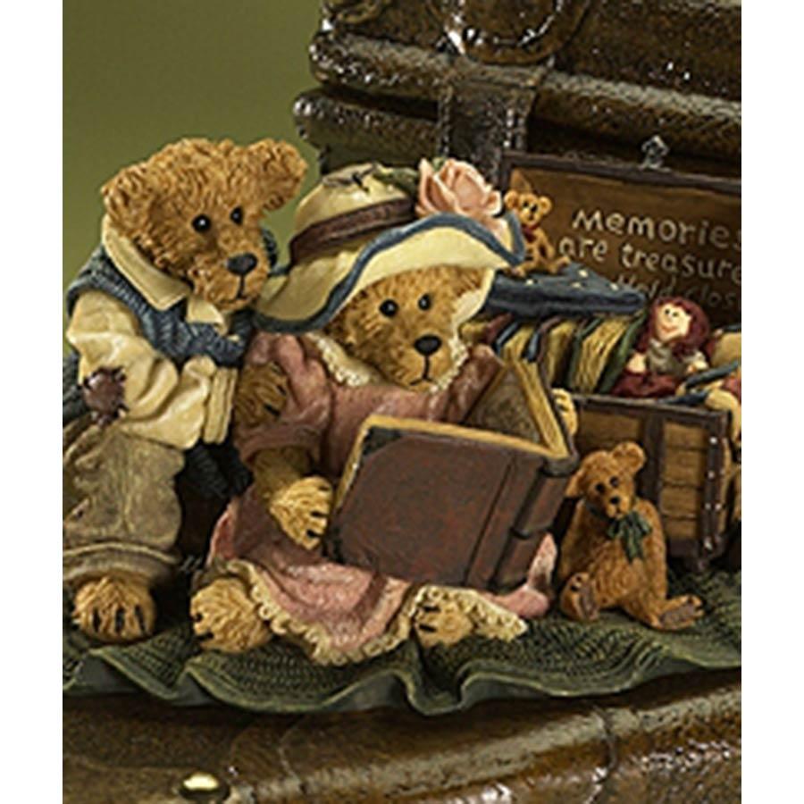 The Mcbruins... Cherished Memories Boyds Bear
