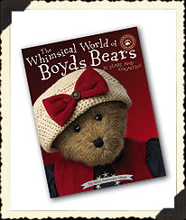 The Whimsical World Of Boyds Bears Standard Hardback Book Boyds Bear