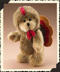 Thomas B. Turkeybear Boyds Bear