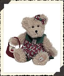 Tia Cherrybeary Boyds Bear