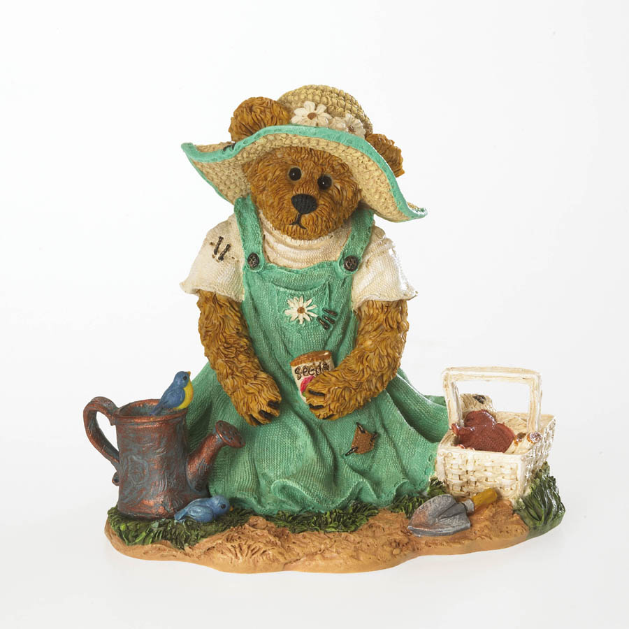 Tilly B. Gardenbeary...  Sowing The Seeds Of Spring Boyds Bear