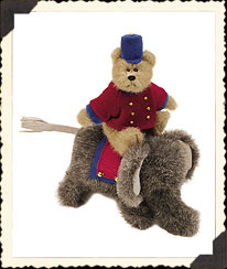 Timothy & Tiny Jodibear Boyds Bear