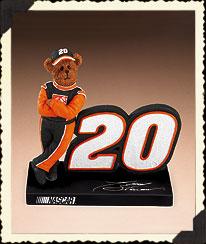 Tony Stewart Figurine Boyds Bear
