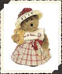 Trissy Teabeary Boyds Bear