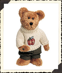 Tucker Applesmith Boyds Bear