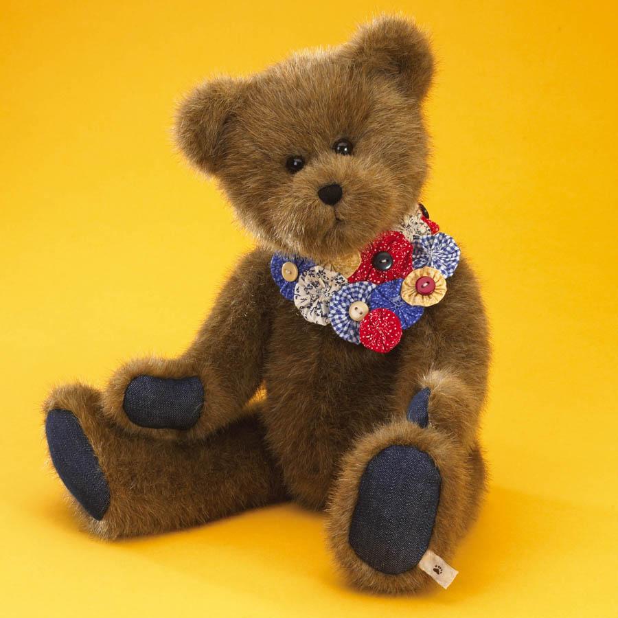 Tucker Boyds Bear