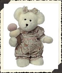 Tutti F. Sugarcone Boyds Bear