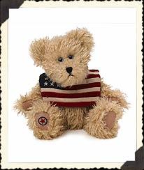 Tyler Glorybear Boyds Bear
