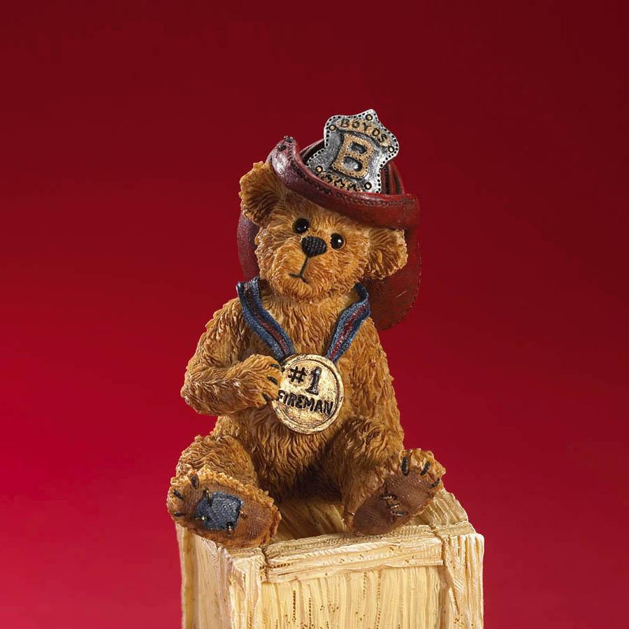 U. B. Brave Boyds Bear