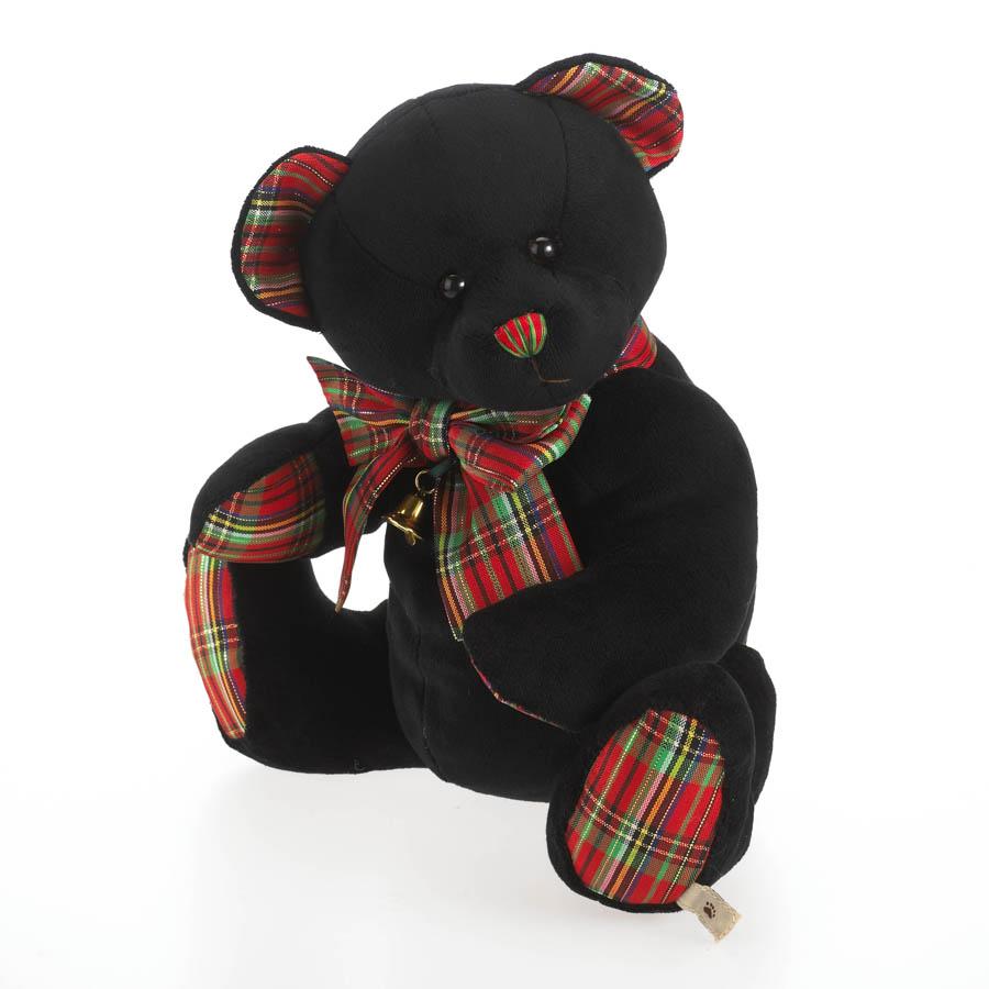 Velvet Tartenbeary Boyds Bear