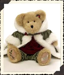 Victoria Bearybright Boyds Bear