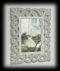 Victorian Scroll Mirror Boyds Bear