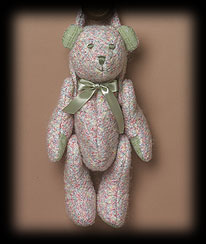 Vintage Garden Quilted Bear Boyds Bear