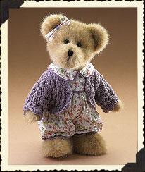 Violet Lefleur Boyds Bear
