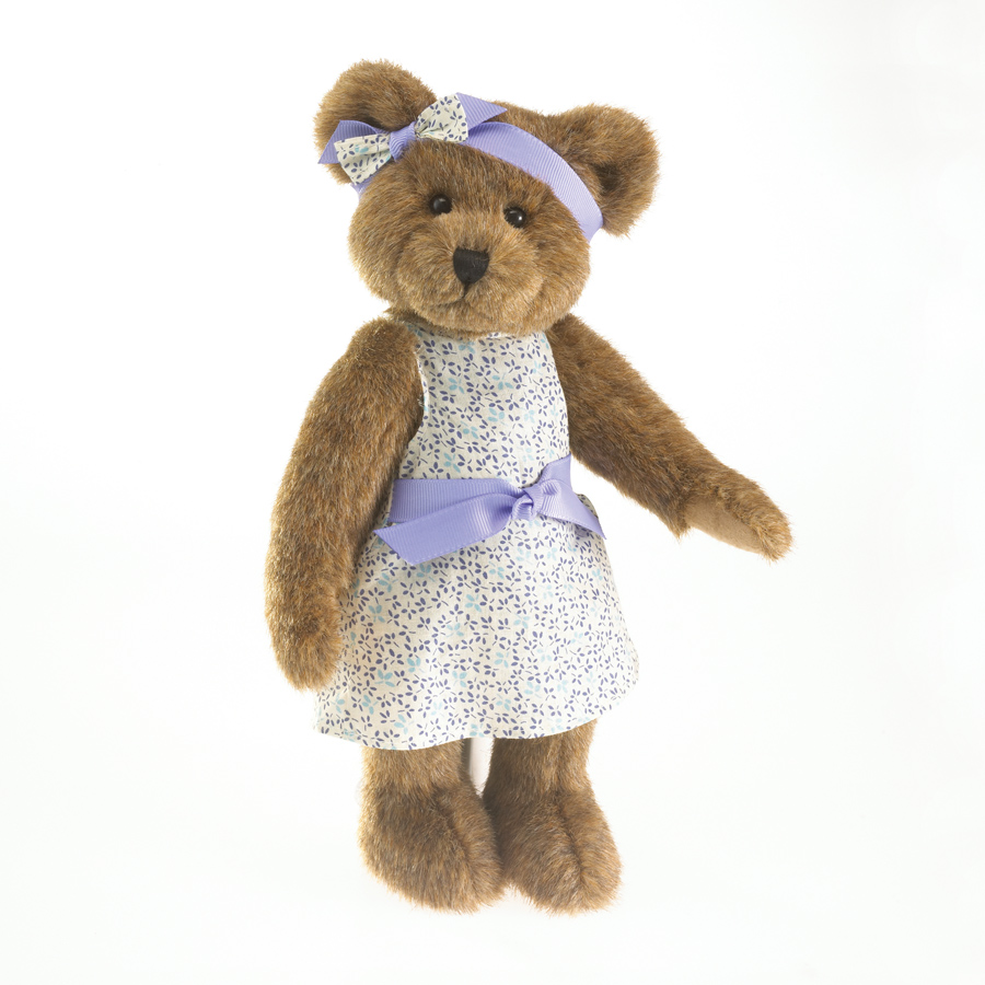 Violet Boyds Bear
