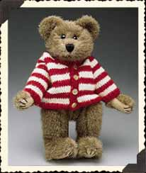 Waldo Bearsworth Boyds Bear