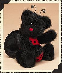 Wanna B. Ladybug Boyds Bear